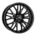 ATS Perfektion 8x18 5x120 ET44 72,6 Racing Black Lip Polished