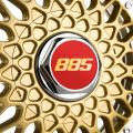 885 Classic RS Gold 7x15 5x100 ET35 66,6 Gold